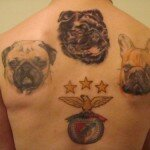 Pug tattoos 22