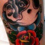 Pug tattoos 26