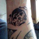 Pug tattoos 5